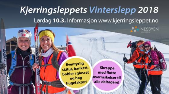 Kjerringsleppets Vinterslepp 2018