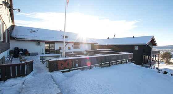Fagerhøy Fjellstue, Myking